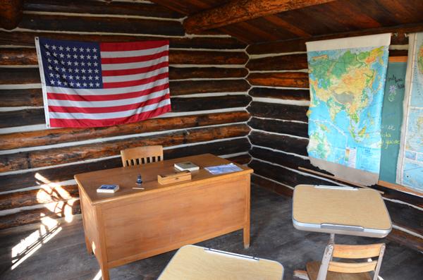 PrairieSchoolClassroom